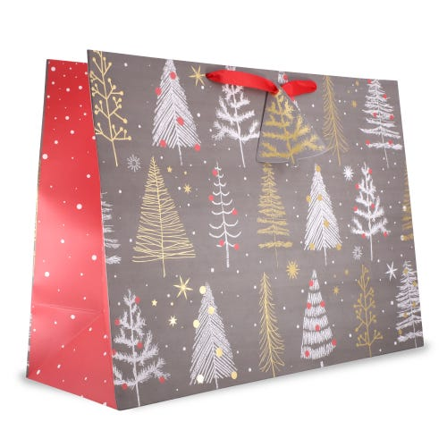CHRISTMAS CONTEMPORARY TREES EXTRA LARGE BAG