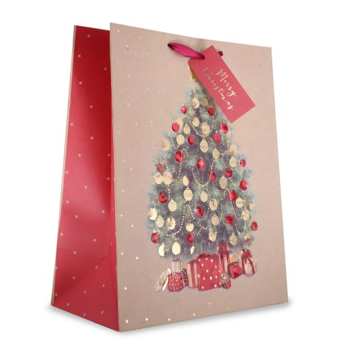 CHRISTMAS TRADITIONAL TREE LARGE BAG
