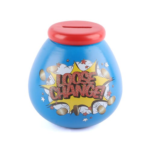 Pot Of Dreams - Loose Change Dream Fund