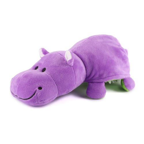 Peak-A-Boo Buddies - Crocodile/Hippo