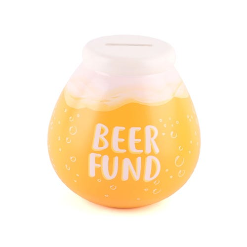 Pot Of Dreams - Beer Dream Fund