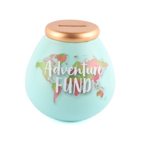 Pot Of Dreams - Adventure Dream Fund