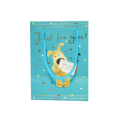 Boofle Mug Gift Bag - Teal