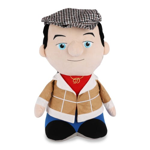 Only Fools And Horses 60cm Del Boy Soft Toy