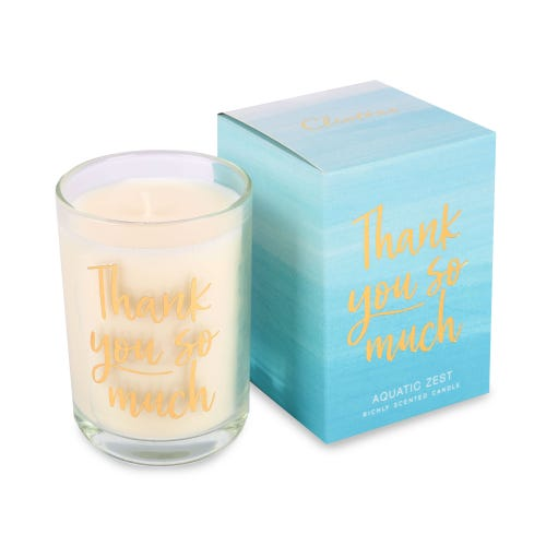 9oz Thank You So Much Candle