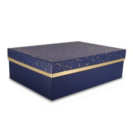 Blue Large Gift Box