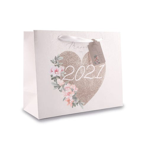 Married In 2021 Large Bag