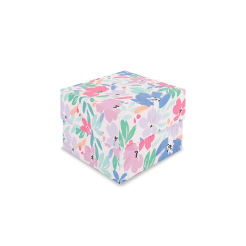 Bold Floral Small Gift Box