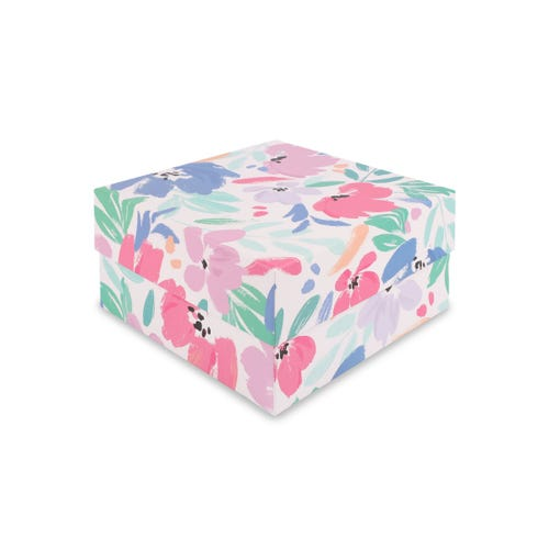 Bold Floral Large Gift Box