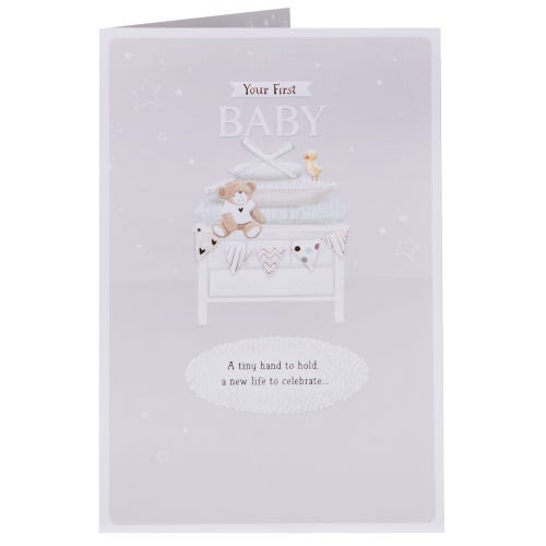 Your First Baby Card