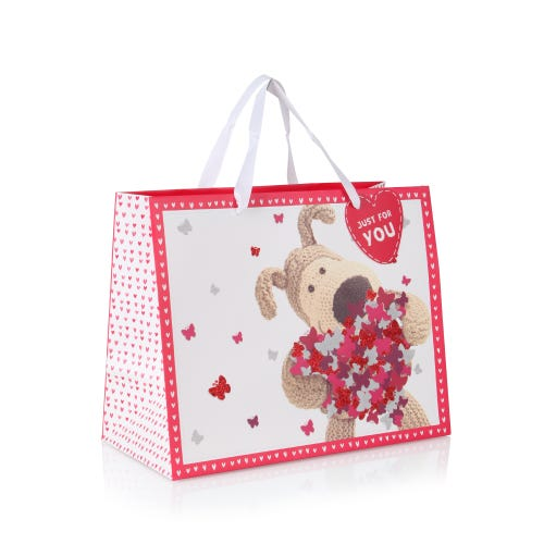 Boofle Butterflies Large  Gift Bag