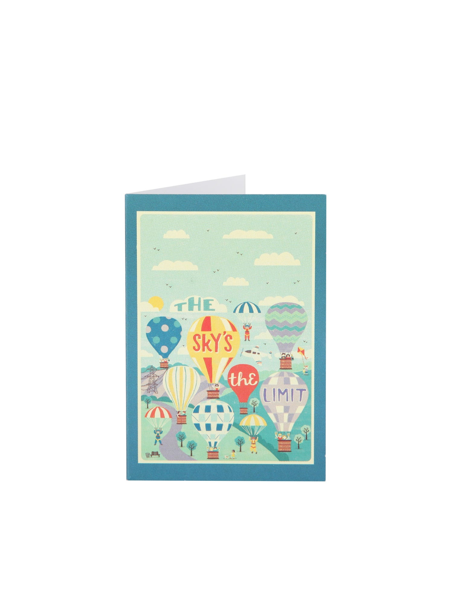 The Sky's The Limit Gift Tag