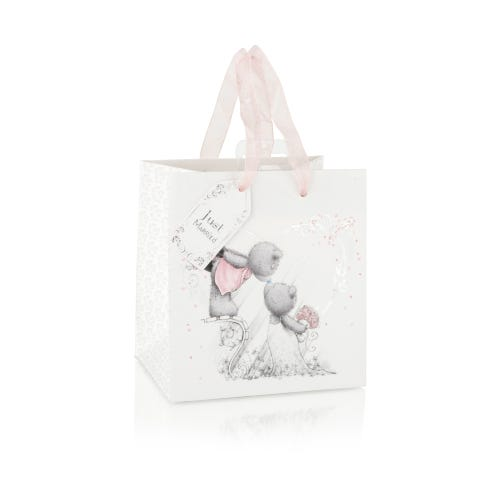 Me to You Just Married Small Wedding Gift Bag