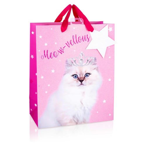Dress Up Pets Large Gift Bag