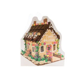 Simply Sweets House New Home Card