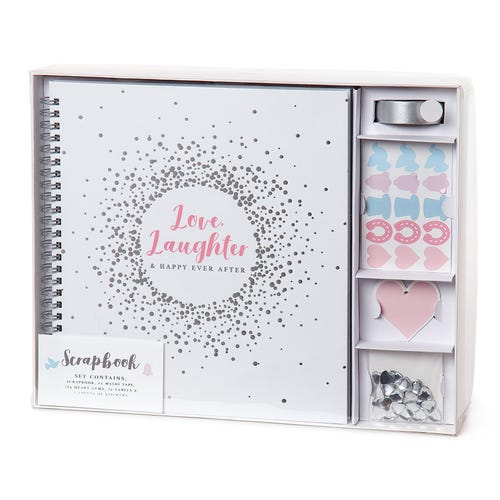 Wedding Scrapbook & Embellishments