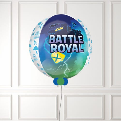Battle Royal Orbz Balloon