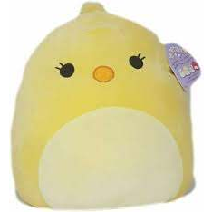 Jumbo Squishmallows Chick Soft Toy