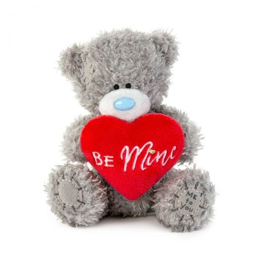 Me to You Small Bear Be Mine Heart
