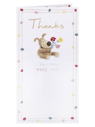 Very Very Very Much Thank You Card