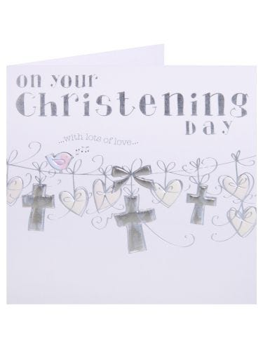 Christening Day Wishes