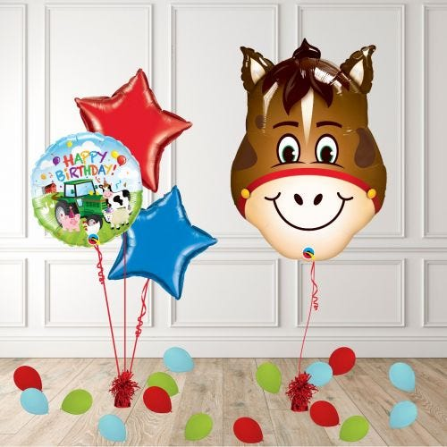 Horse Balloon Package