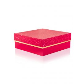 Pink With Gold Extra Large Gift Box