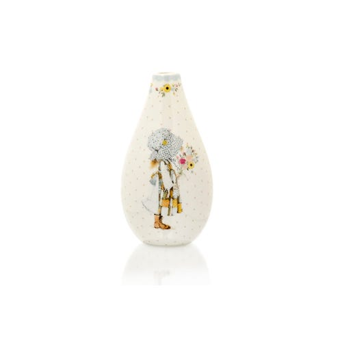 Holly Hobbie Single Stem Vase