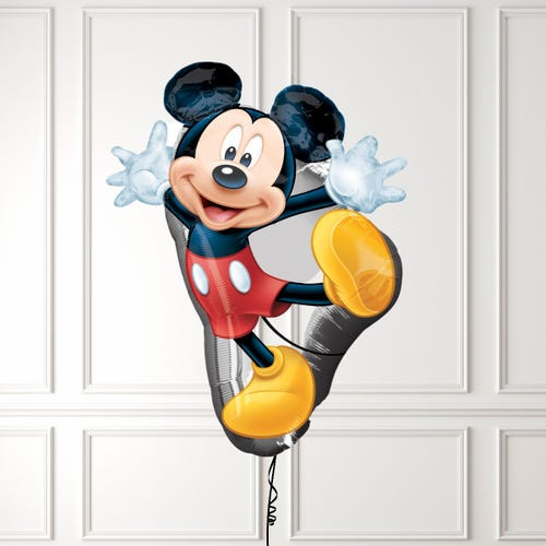 Mickey Mouse Shape Balloon