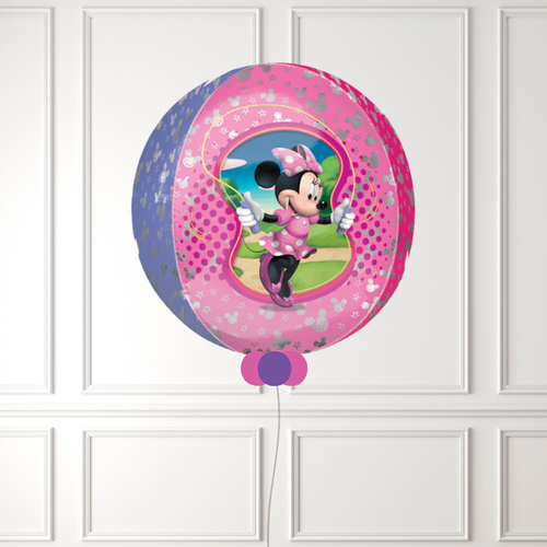 Minnie Mouse Orbz Balloon