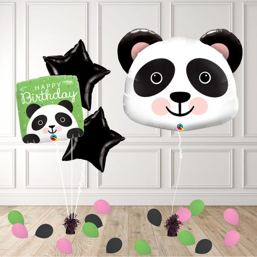 Panda Balloon Package