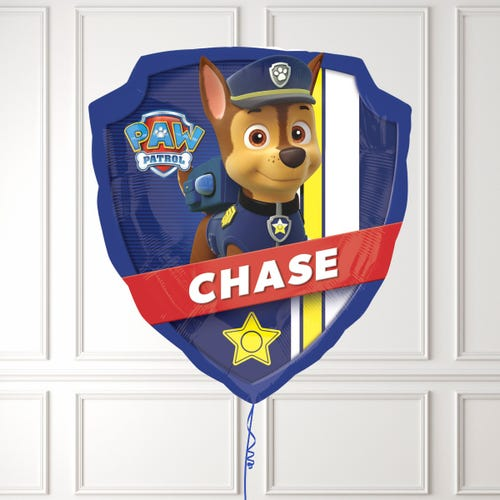Paw Patrol Shield Shape Balloon