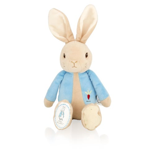 My First Peter Rabbit Soft Toy