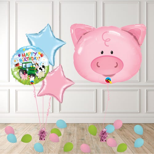 Pig Balloon Package