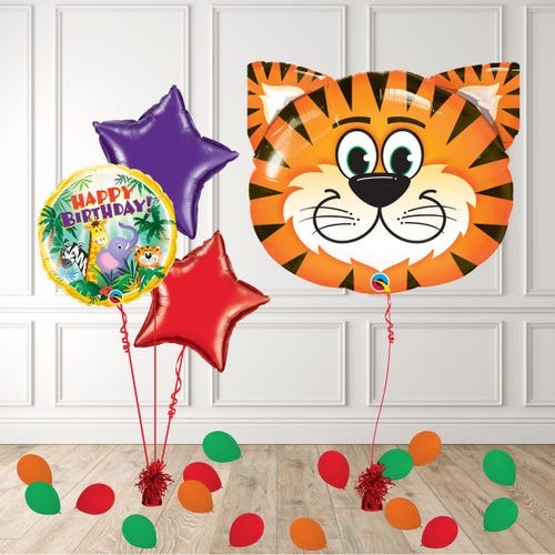 Tiger Balloon Package