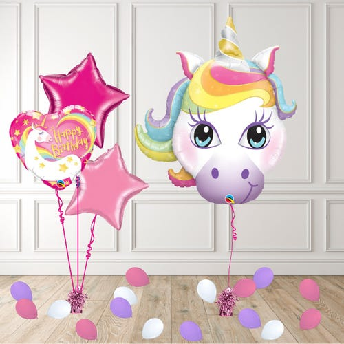 Unicorn Balloon Package